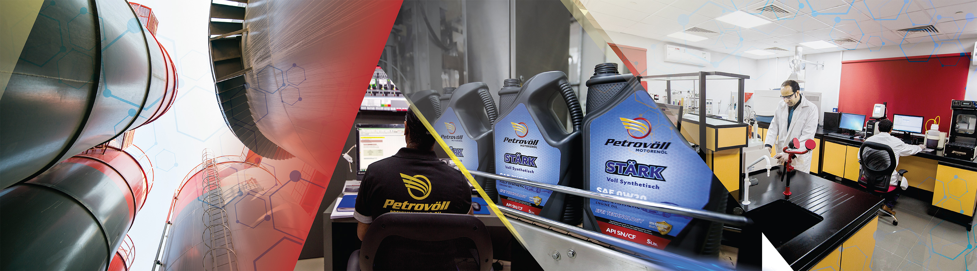 About Petrovoll Gmbh