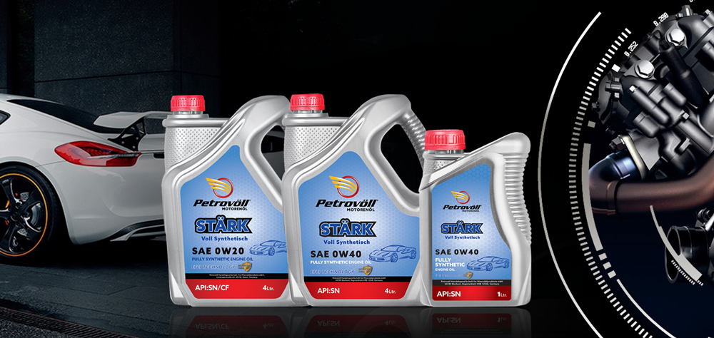 Petrovoll Gasoline Engine Oils