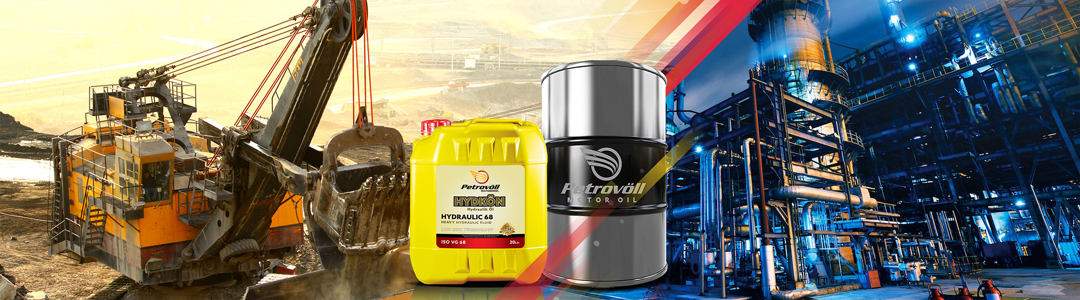 Petrovoll Industrial Oils