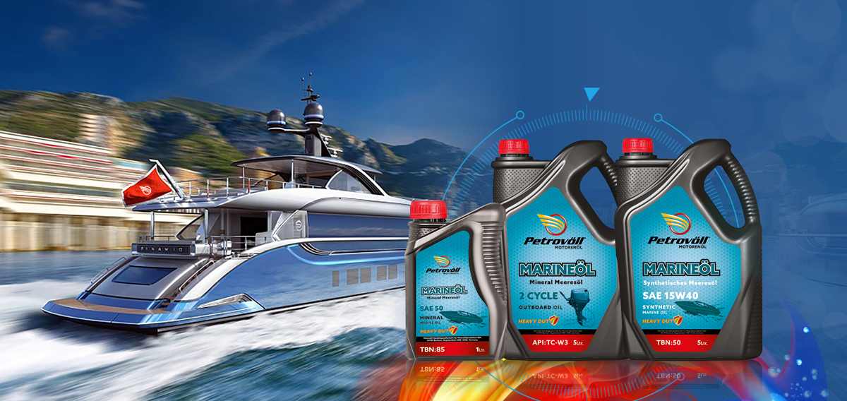 Petrovoll Marine Oil