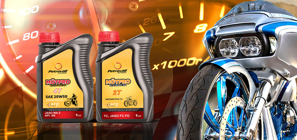 Petrovoll Motorcycle Oils