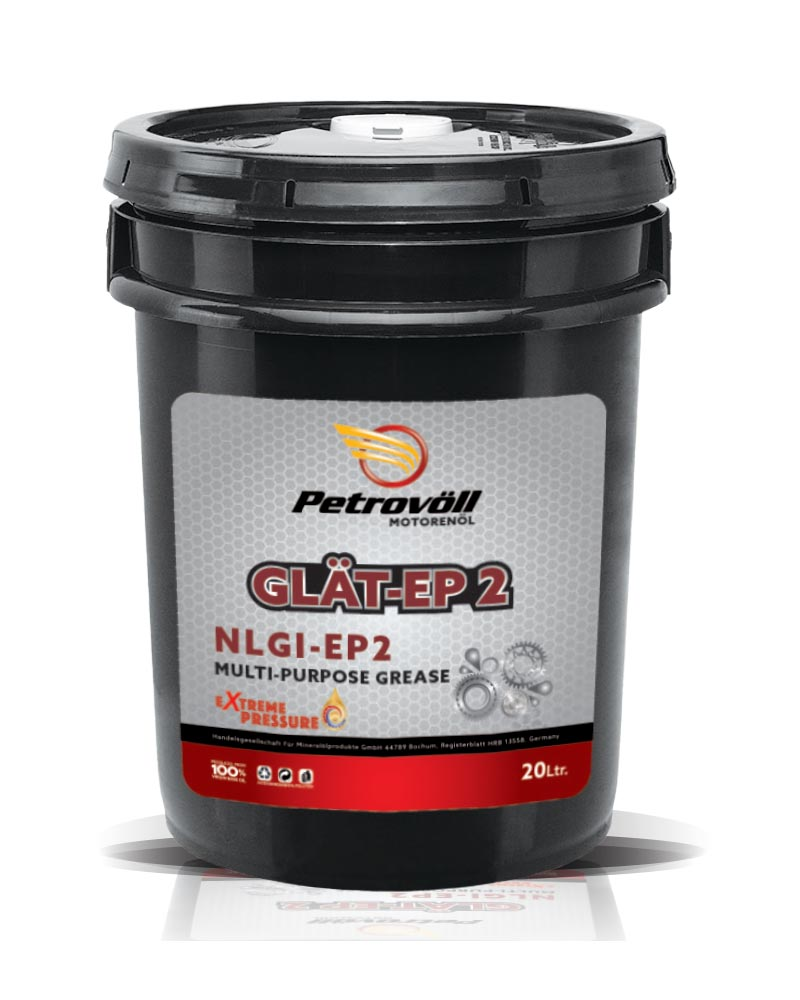 GLÄT  MULTI PURPOSE GREASE, CALCIUM BASE